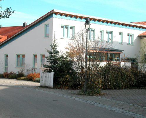Architektin Renate Peiffer Ärztehaus