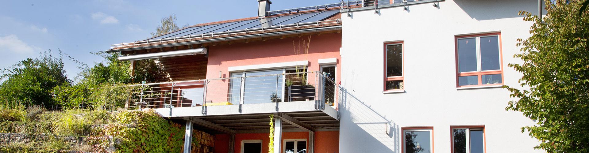 Architektur Renate Peiffer Projekte