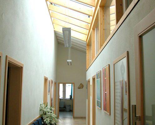 Architektur Renate Peiffer Ärztehaus